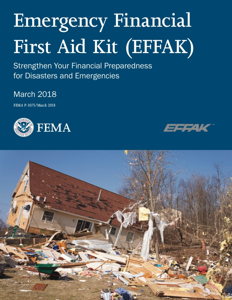Emergency Financial First Aid Kit1