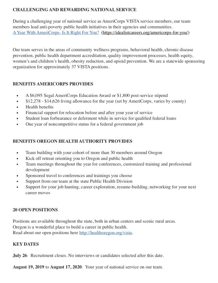 Lane County Public Health PreparednessPDF2-2