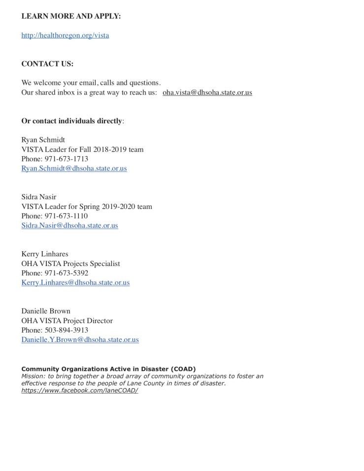 Lane County Public Health PreparednessPDF2-3
