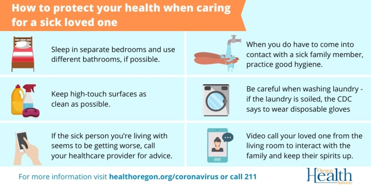 protect your health when caring for loved onesCDC1