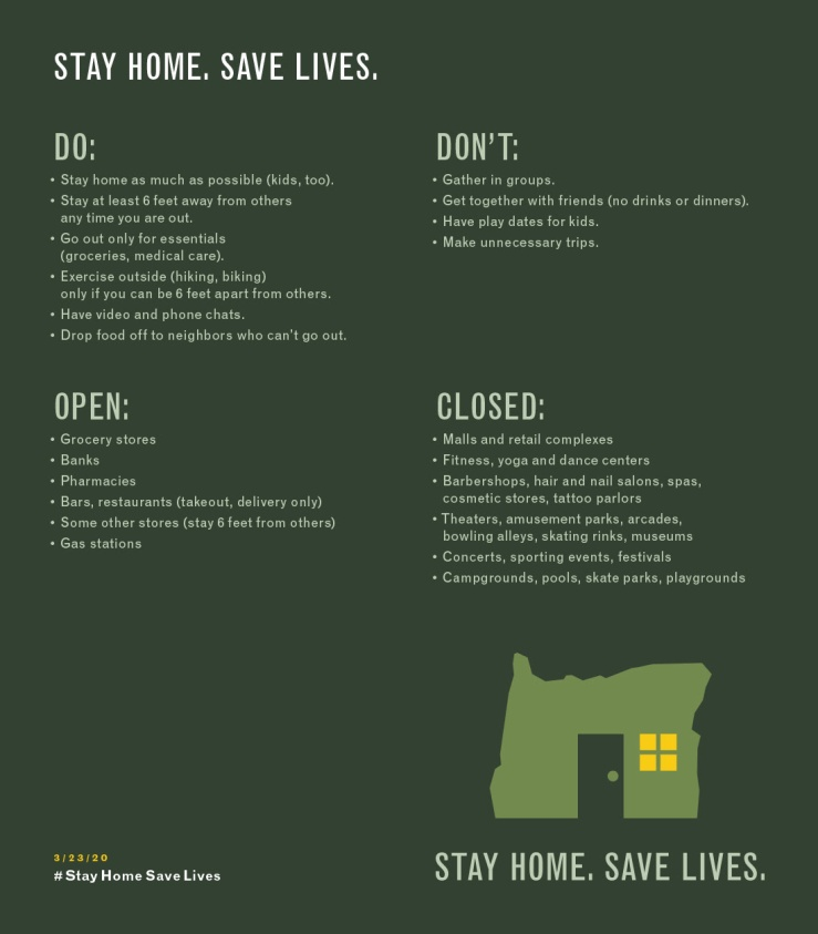 stay home save lives3-20