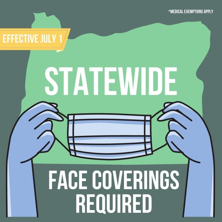 face coverings required july1st
